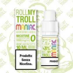 Roll My Troll Maniac Liquido Pronto 10ml