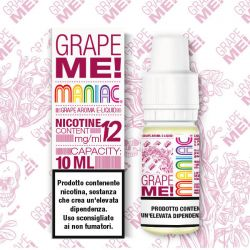 Grape Me Maniac Liquido Pronto 10ml