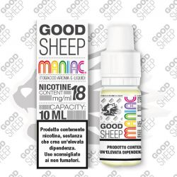 Good Sheep Maniac Liquido Pronto 10ml