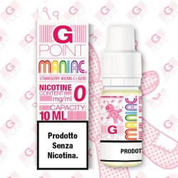G Point - Voodoo Maniac Liquido Pronto 10ml