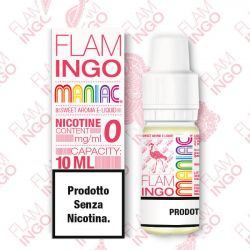 Flamingo Maniac Liquido Pronto 10ml