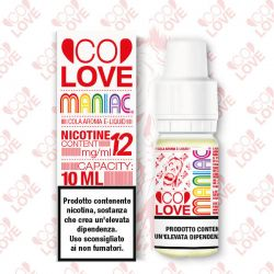 Co Love Maniac Liquido Pronto 10ml