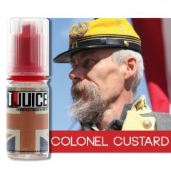Colonel Custard T-Juice Liquido Pronto 10ml