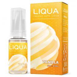 Vanilla Liqua Liquido Pronto 10ml