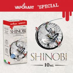 Shinobi VaporArt Liquido Pronto da 10 ml