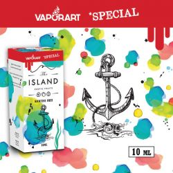 The Island VaporArt Liquido Pronto da 10 ml