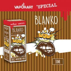 Blanko VaporArt Liquido Pronto da 10 ml