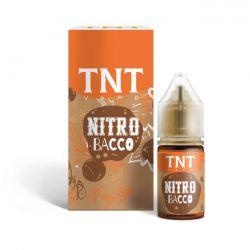 Nitro Bacco TNT Vape Liquido Pronto da 10 ml
