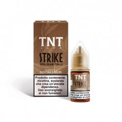 Strike TNT Vape Liquido Pronto da 10 ml