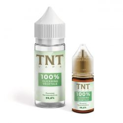 Gicerina Vegetale TNT Vape Base 100% Full VG