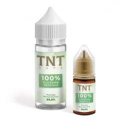 Gicerina Vegetale TNT Vape Base 100% Full VG