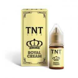 Royal Cream TNT Vape Aroma Concentrato da 10ml per Sigarette Elettroniche