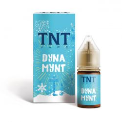 Dyna Mint TNT Vape Aroma Concentrato da 10ml per Sigarette Elettroniche