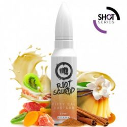 Fifty Cal Custard Aroma Riot Squad Liquido Scomposto da 20ml