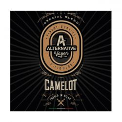 Camelot Aroma di Alternative Vapor Liquido Pronto 10 ml