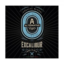 Excalibur Aroma di Alternative Vapor Liquido Pronto 10 ml