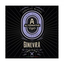 Ginevra Aroma di Alternative Vapor Liquido Pronto 10 ml