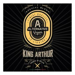 King Arthur Aroma di Alternative Vapor Liquido Pronto 10 ml