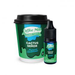 Cactus Senor Aroma Concentrato Coffee Mill per Sigarette Elettroniche