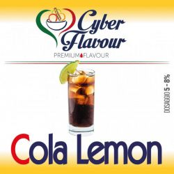 Cola Lemon Cyber Flavour Aroma Concentrato 10ml