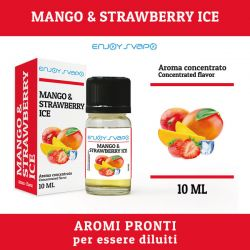 Mango & Strawberry Ice Aroma Concentrato EnjoySvapo 10ml