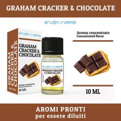 Graham Cracker and Chocolate Aroma Concentrato EnjoySvapo 10ml