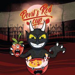 Devil's Red Cup Liquido Scomposto Shake 'N' Vape Aroma da 20ml