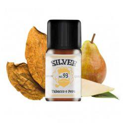 Silver Dreamods N.93 Linea Premium Tabacco Aroma 10 ml