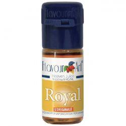 Royal FlavourArt Liquido Pronto da 10 ml Aroma Tabaccoso