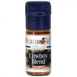 Cowboy Blend FlavourArt Liquido Pronto da 10 ml Aroma Tabacco e Miele