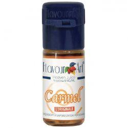 Carmel FlavourArt Liquido Pronto da 10 ml Aroma Caramello