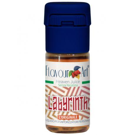 Labyrinth FlavourArt Liquido Pronto da 10 ml Aroma Cremoso