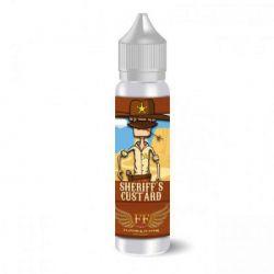Sheriff's Custard aroma Flavor & Flavor Liquido Scomposto da 20ml