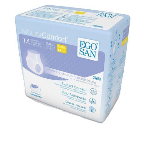 Mutande Assorbenti Elasticizzate Small 2 Gocce Egosan - confezione da 84 pz