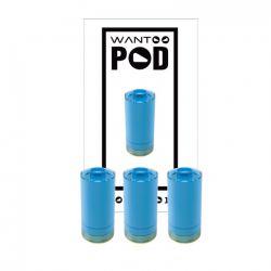 Wantoo Pod UD Youde Cartuccia di Ricambio 1,2 ml Head Coil - 3 Pezzi