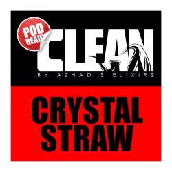 Crystal Straw Linea Clean Aroma Azhad's Elixirs Liquido Scomposto da 20ml