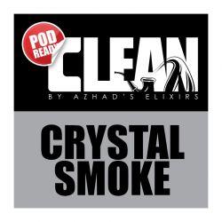 Crystal Smoke Linea Clean Aroma Azhad's Elixirs Liquido Scomposto da 20ml