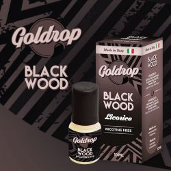 BlackWood Goldrop Liquido Pronto da 10 ml