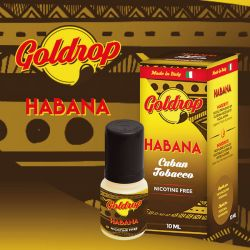 Habana Goldrop Liquido Pronto da 10 ml
