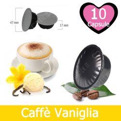 10 Caffè alla Vaniglia Compatibili Lavazza A Modo Mio