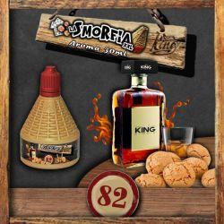 La Smorfia XXL N. 82 Aroma King Liquid da 30ml Liquido Scomposto