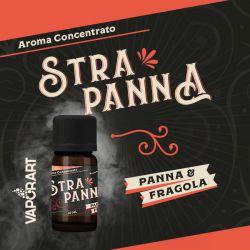 Stra Panna Liquido VaporArt da 10 ml Aroma Concentrato