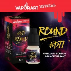 Round VaporArt Liquido Pronto da 10 ml