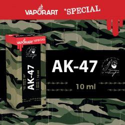 AK-47 VaporArt Liquido Pronto da 10 ml