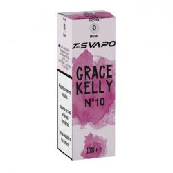 Grace Kelly N°10 T-Svapo by T-Star Liquido Pronto da 10 ml