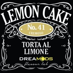 Lemon Cake Dreamods N. 41 Aroma Concentrato 10 ml