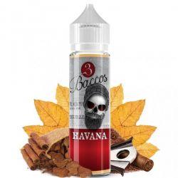 3 Baccos Havana Aroma Shot Series Liquido Scomposto Vape Shot per Sigarette Elettroniche