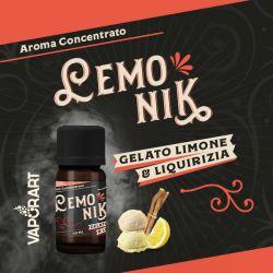 Lemo Nik Liquido Concentrato VaporArt da 10 ml Aroma