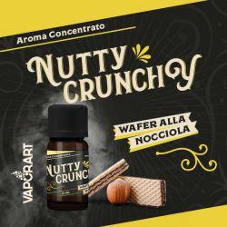 Nutty Crunchy Liquido Concentrato VaporArt da 10 ml Aroma