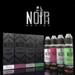 Zefiro Serie Noir Liquido The Vaping Gentlemen Club Aroma 20 ml